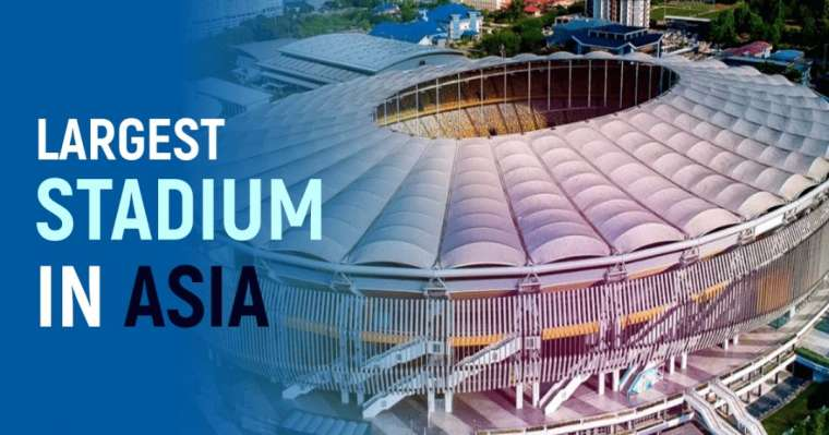 Top 10 Largest Stadiums In Asia