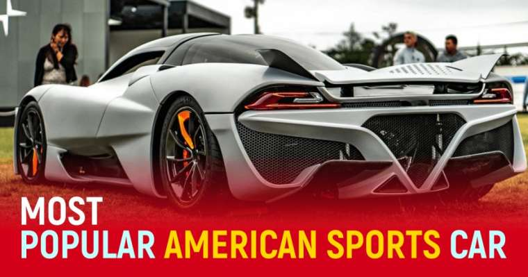 Top 10 Most Popular American Sports Cars Of All Time
