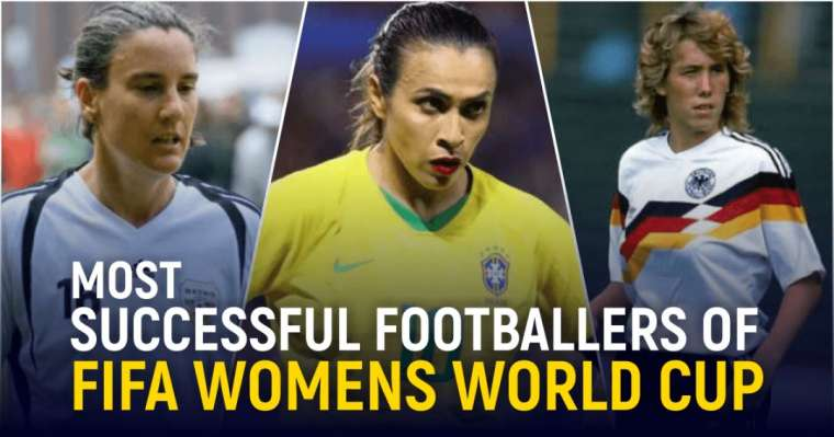 Top 10 Most Successful Footballers of FIFA Women's World Cup