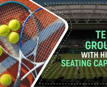Top 10 Best Tennis Grounds With Highest Seating Capacity