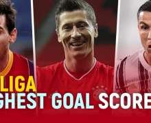 Top 10 La Liga Highest Goal Scorers Of All Time