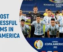 Top 10 Most Successful Teams In Copa America