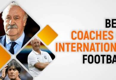 Top 10 Best Coaches Of International Football