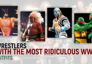Top 10 Wrestlers With The Most Ridiculous WWE Outfits