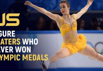 Top 10 US Figure Skaters who Never Won Olympic Medals