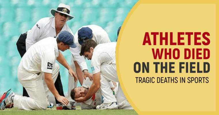 Top 10 Athletes Who Died On The Field | Tragic Deaths In Sports