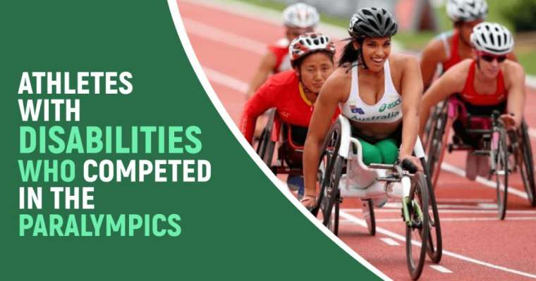 Top 10 Athletes With Disabilities Who Competed In The Paralympics