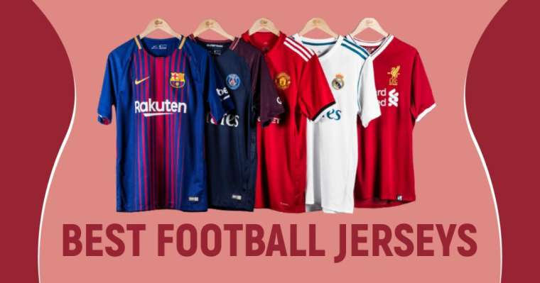 Top 10 Best Football Jerseys Of All Time