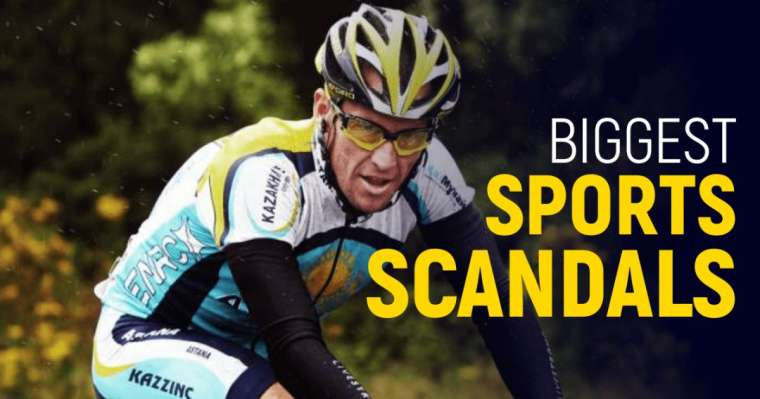 Top 10 Biggest Sports Scandals Of All Time