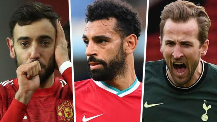 Top 10 Premier League Goalscorers Currently Playing In the Division