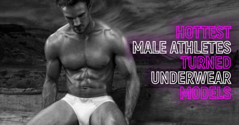 Top 10 Hottest Male Athletes Turned Underwear Models