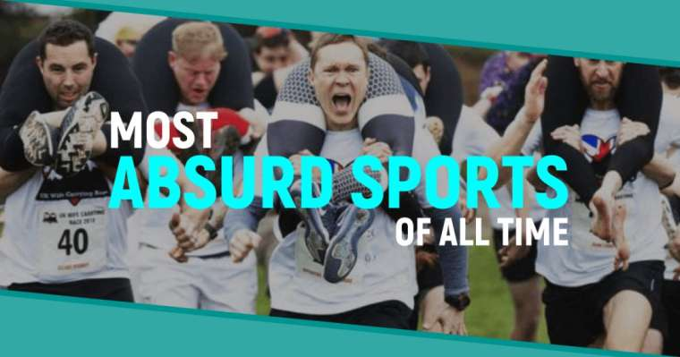 Top 10 Most Absurd Sports of All Time   Weird Sports