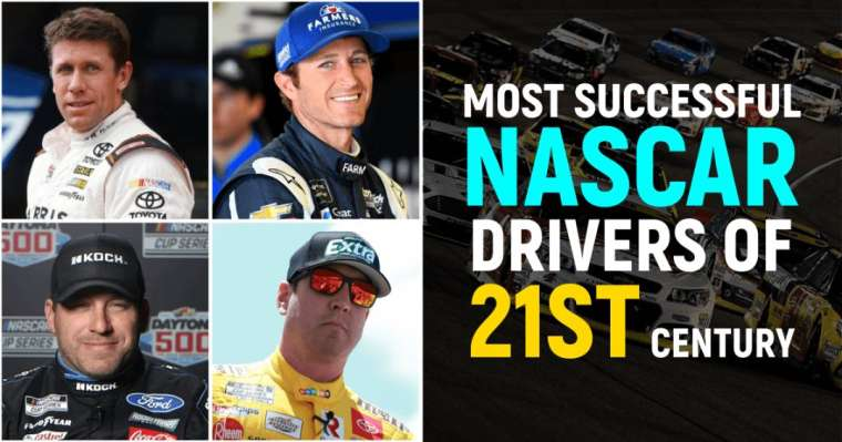 Top 10 Most Successful NASCAR Drivers Of The 21st Century
