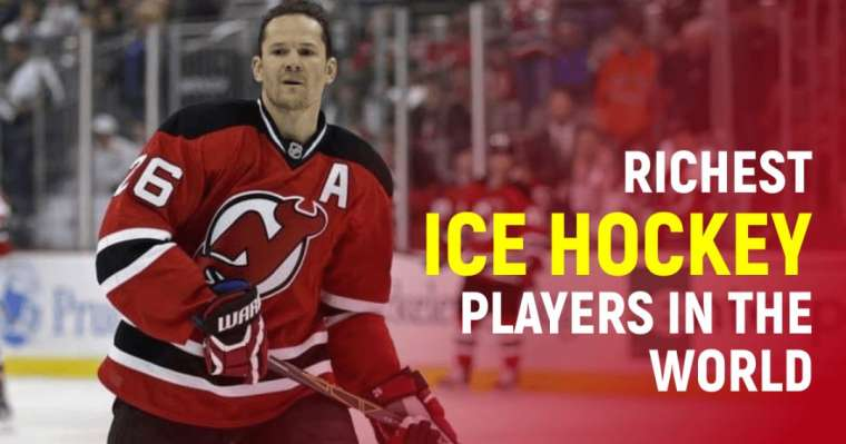 Top 10 Richest Ice Hockey Players In The World