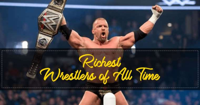 Top 10 Richest Wrestlers Of All Time | WWE Rich List