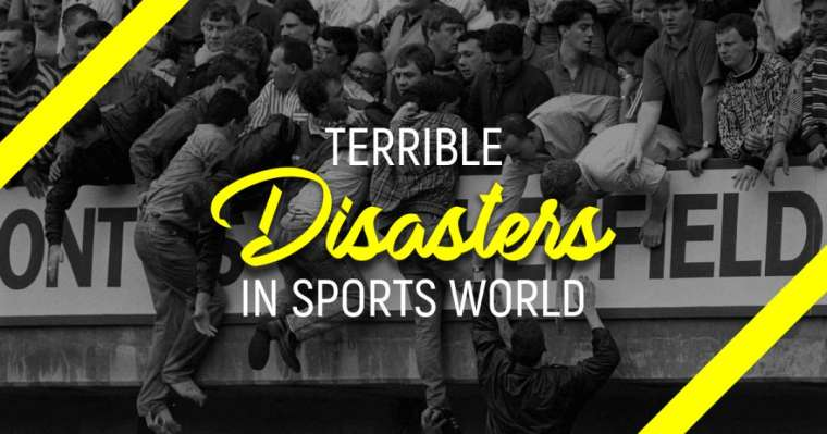 Top 10 Terrible Disasters In Sports World | Black Days