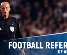 Top 10 Best Football Referees Of All Time   Exclusive List