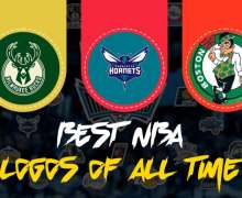 Top 10 Best NBA Logos Of All Time