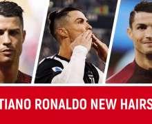 Cristiano Ronaldo New Hairstyles   HD Wallpapers 2021
