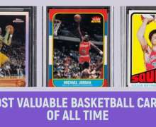 Top 10 Most Valuable Basketball Cards Of All Time