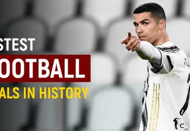 The 10 Fastest Football Goals In History