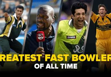 Top 10 Greatest Fast Bowlers of All Time