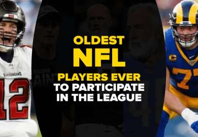 Top 10 Oldest NFL Players Ever To Participate In The League