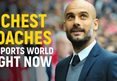 Top 10 Richest Coaches In Sports World Right Now