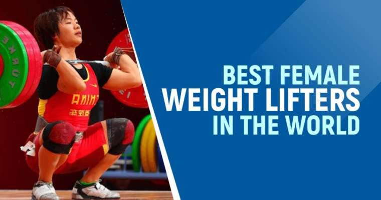 Top 10 Best Female Weightlifters In The World