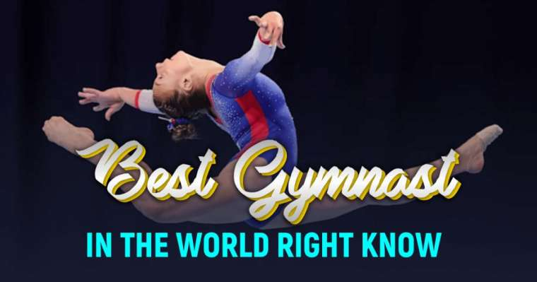 Top 10 Best Gymnasts In The World Right Now