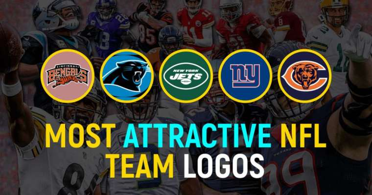 Top 10 Most Attractive NFL Team Logos Of All Time