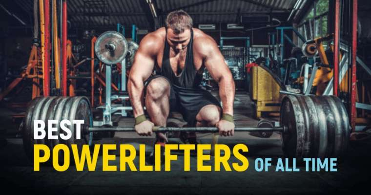 Top 10 Best Powerlifters of All Time