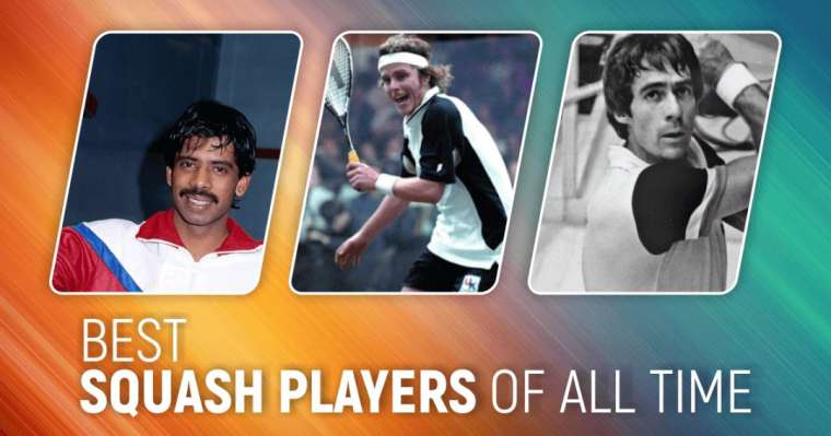 Top 10 Best Squash Players | Greatest Squash Players of All Time