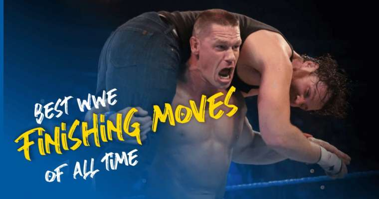 Top 10 Best WWE Finishing Moves of All Time