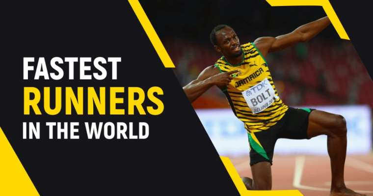 Top 10 Fastest Runners In The World