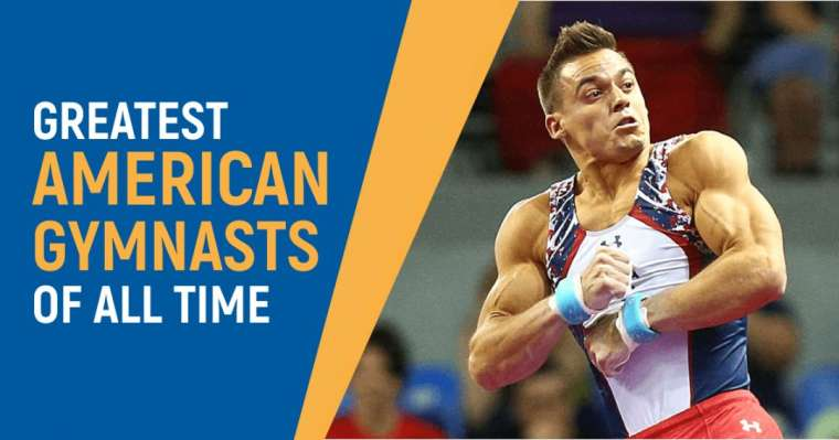 Top 10 Greatest American Gymnasts of All Time