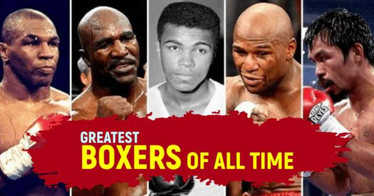 Top 10 Greatest Boxers Of All Time - Updated List 2021
