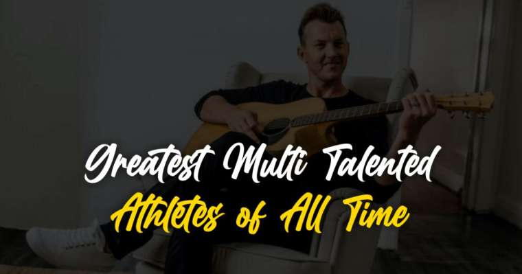 Top 10 Greatest Multi-Talented Athletes Of All Time