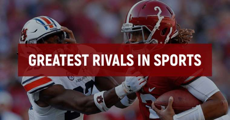 Greatest Rivals in Sports | Biggest Sports Rivalries of All Time