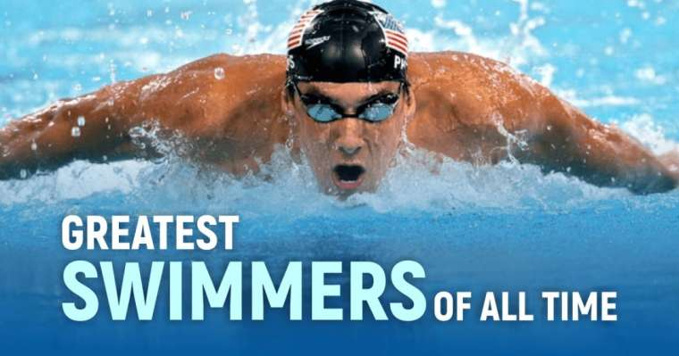 Top 10 Greatest Swimmers Of All Time