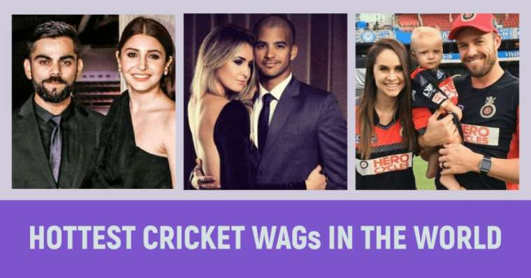 Top 10 Hottest Cricket WAGs In The World