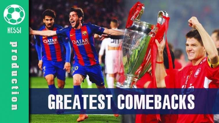 Greatest Football Comebacks of All Time