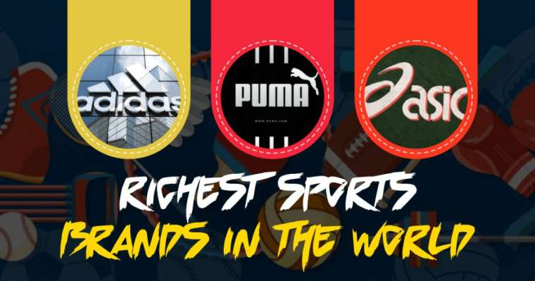 Top 10 Richest Sports Brands In The World Right Now