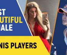 Top 10 Most Beautiful Female Tennis Players In 2021