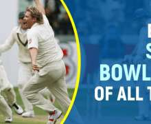 Top 10 Best Spin Bowlers of All Time