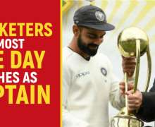 Top 10 Cricketers With Most One Day Matches As Captain