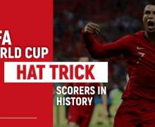 10 Best FIFA World Cup Hat-Trick Scorers In History   2021 Updates