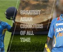 Top 10 Greatest Asian Cricketers Of All Time