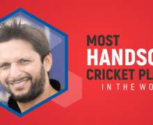 Top 10 Most Handsome Cricket Players in The World