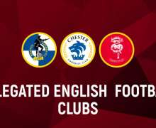 10 Relegated English Football Clubs Till 2021